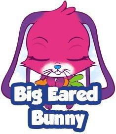 Stompeez - Big Eared Bunny