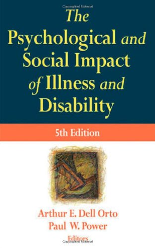 The Psychological and Social Impact of Illness and...