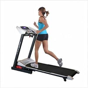 Bladez Fitness Prisma Supra Folding Treadmill by Bladez Fitness