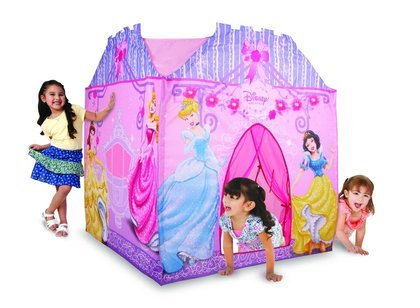 Disney Princess - Super Play House Tent with Lights  sc 1 st  Castle Play Tents & Cheapest Disney Princess - Super Play House Tent with Lights ...