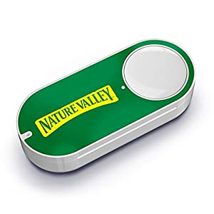 Nature Valley Dash Button from Amazon
