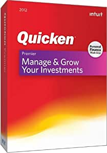 Quicken Premier 2012 [OLD VERSION]
