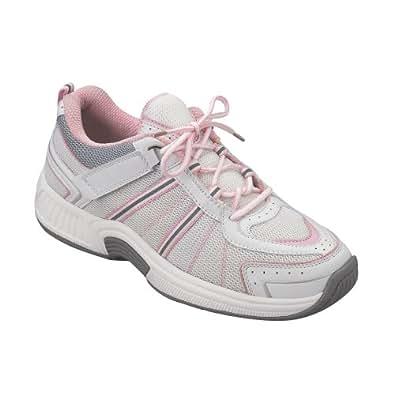 Amazon.com: Orthofeet 916 Women's Comfort Diabetic Extra Depth Sneaker