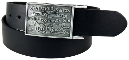 Levi's - Cintura - Uomo nero 110