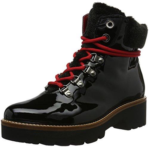 Gabor Shoes Comfort Basic, Stivaletti Donna, Nero (Schwarz (Mel.) 97), 44 EU
