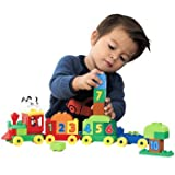 Cool Lego Duplo Number Train (10558) - Cleva Edition LEGO'BAG Bundle
