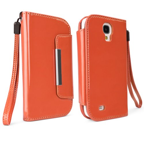 BoxWave Patent Leather Clutch Galaxy S4 Case