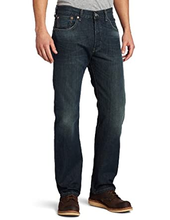 Levi's Men's 501 Jean, Open Green, 38X29