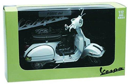 newray-motorbike-42216-vespa-p200e-1978-fedele-riproduzione-scala-112-die-cast-bianco