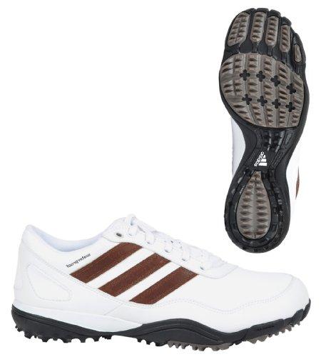Adidas Puremotion Tour Golf Shoes (ADI7059) White Medium 9.5 O99008