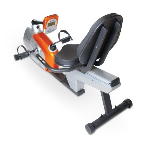 Best Recumbent Exercise Bike Velocity Fitness Magnetic