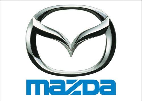 mazda-auto-logo-words-traditional-flag