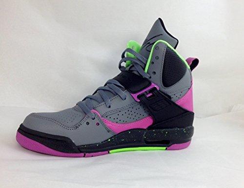 8be5e95c5fda pictures of Youth   Big Kids Girls Nike Air Jordan Flight 45 High Sneakers  New