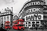 London - Piccadilly Circus Poster - 61x91.5cm
