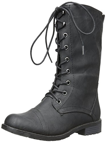 Lug 11 Womens Military Lace up Combat Boot