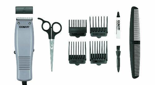 Conair Basic Haircut Kit, 10-Piece