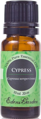Cypress 100% Pure Therapeutic Grade Essential Oil- 10 ml