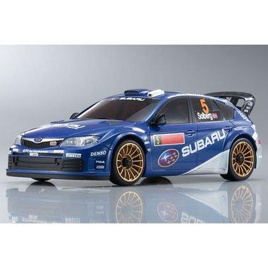 京商 ミニッツAWD スバル インプレッサ WRC2008 kyosho-30577zw5