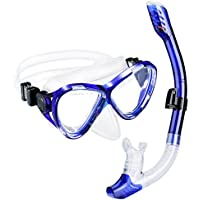 OMorc Adults Diving Snorkel Set