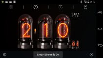 Nixie Tube Numerals