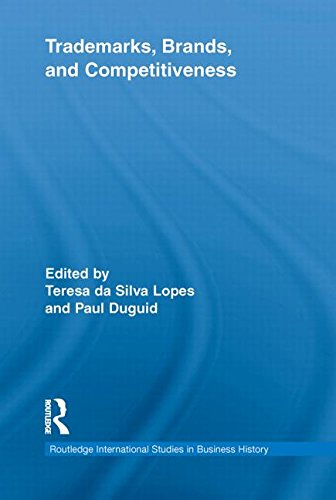 Trademarks, Brands, and Competitiveness (Routledge International Studies in Business History)