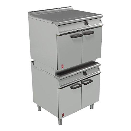 Falcon Dominator Plus Heavy Duty Two Tier General Purpose Oven LPG Commercial Kitchen Restaurant Cafe