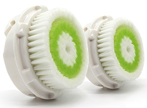 Soniworks Replacement Facial Cleansing Brush Heads(2-Pack),Designed for Acne-Prone Skin Cleansing, Fits Mia,Mia2,Mia3(Aria),SMART Profile,Alpha Fit,Pro,Plus,and Radiance Cleansing Systems (Dragon Ball Energy Drink compare prices)