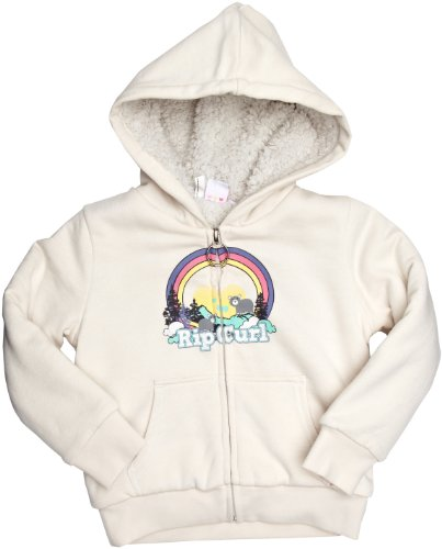 Rip Curl Two Bears On The Mountain Flee Girl's Sweatshirt