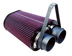 S&B Filters 75-2503 Cold Air Intake Kit for 1988-1995 Ford F150 / F250 / F350 (Cleanable Filter) by S&B Filters (1990 Ford F150 Air Intake compare prices)