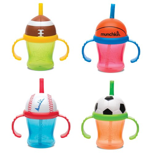 Munchkin 7 Ounce Fun Trainer Cup with Handles - 1