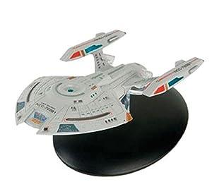 EM-ST0015 Star Trek USS Equinox NCC-72381 Die Cast Model