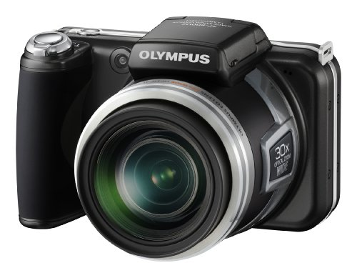 Olympus SP-800 UZ Compact Camera ( 14.7 pixels,30 x Optical Zoom,3 -inch LCD )