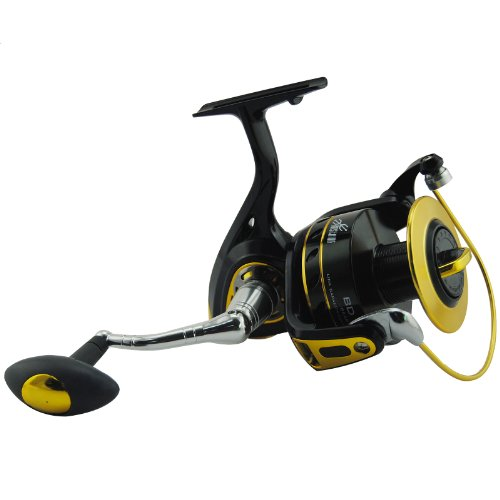 Kastking bd series heavy duty spinning fishing reels best for Surf fishing reel