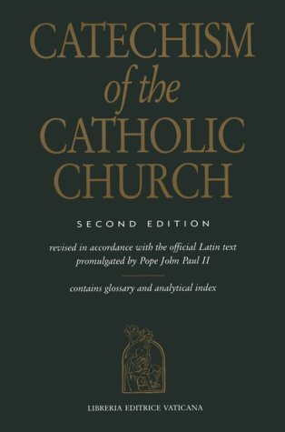 Catechism of the Catholic Church by Catholic Church 2nd (second) edition [Paperback(2000)]