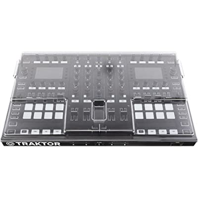 Decksaver DS-PC-KONTROLS8 Impact Resistant Polycarbonate Cover for NI Kontrol S8 from Mixware LLC