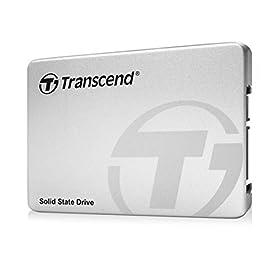 Transcend SSD 512GB 2.5インチ SATA3 6Gb/s MLC採用 3年保証 TS512GSSD370S