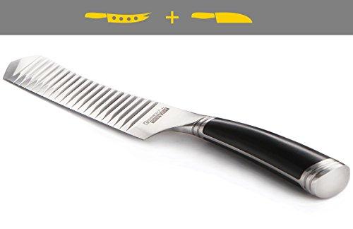 casaWare 5-Inch Cheese/Santoku Knife
