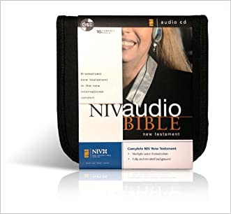 NIV Audio Bible New Testament Dramatized CD