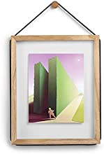 Umbra 311201-390 Corda Cadre à Photo Bois Noir 11,5 x 9,80 x 7 cm