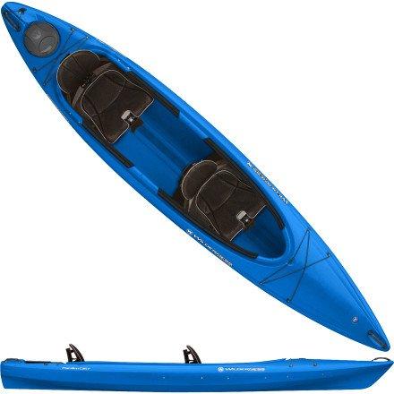Tandem Kayak Wilderness Systems Pamlico 135t Tandem Kayak