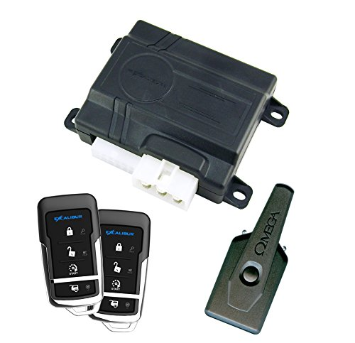 Excalibur (RS360EDP+) Deluxe Remote Start and Keyless Entry System (Car Engine Warm compare prices)