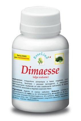 DIMAESSE 60CPR Esseline integratore alimentare consigliato per la dieta