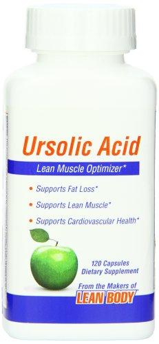 Labrada Nutrition Ursolic Acid Capsules 200Mg, 120 Count