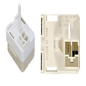 Whirlpool 67002783 Relay Overload Refrigerator
