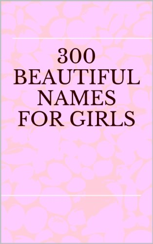 300 Beautiful Names For Girls front-101976