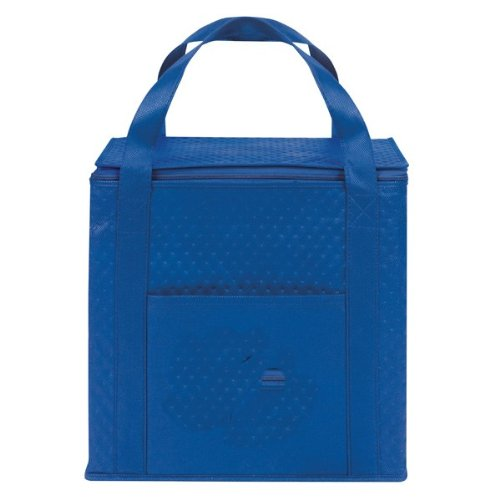 "Yens® Fantasybag ""Egreen"" All Purpose Thermal ""Xl"" Cooler-Royal Blue, Ncp-233 back-954901"