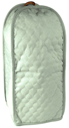 Find Bargain Quilted Sage Blender Appliance Cover