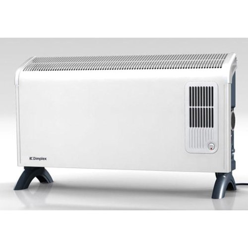 Dimplex Contrast Portable Convector Heater DXC30FTi 3.0kW - Thermostat + Timer + Fan