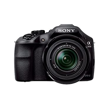 Sony Alpha a3000 Interchangeable Lens Digital Camera with 18-55mm Lens