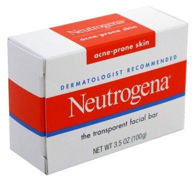 Titts DISLIKES Neutrogena 35 oz bar facial soap dude's dick!